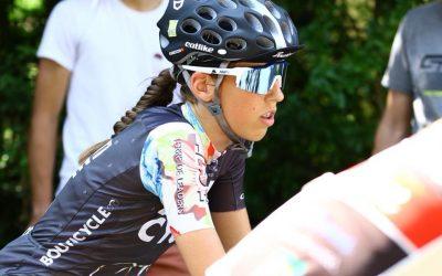 Résultats de la 2ème manche de Coupe de France de cyclo-cross pour Alice !