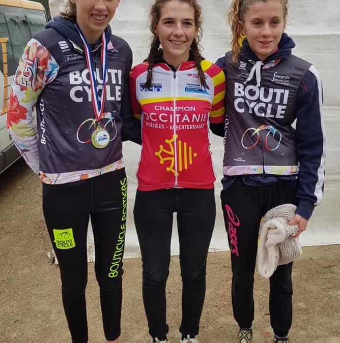 Championnat Occitanie de Cyclo-Cross : nouveau titre !